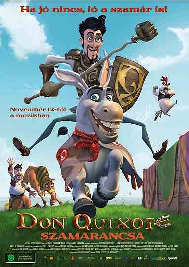 Don Quijote szamarancsa (2009)