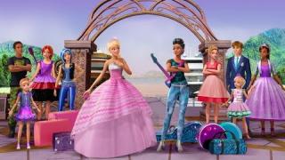 Barbie, a rocksztár hercegnő