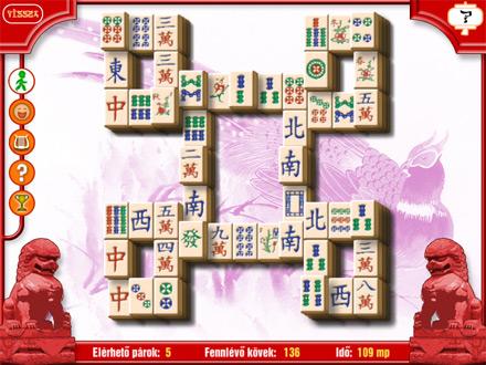 Mahjong JГЎtГ©kok