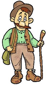 A bugyuta ember (népmese)