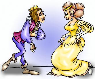 A libapásztorból lett királyné (népmese) I.