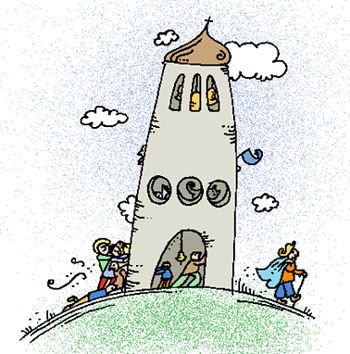 A templomtolók (népmese)